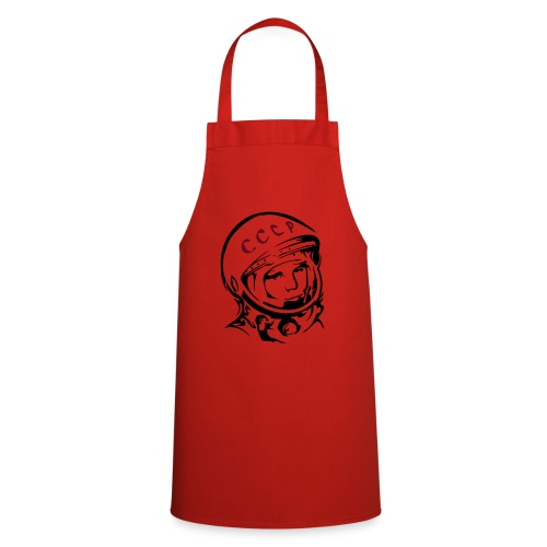 Juri Gagarin - Kochschürze