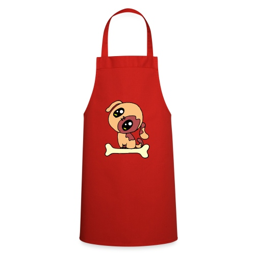 Kawaii le chien mignon - Tablier de cuisine