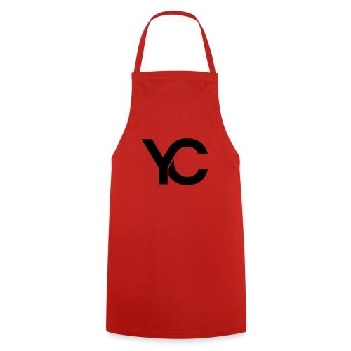 YC Black Logo - Cooking Apron