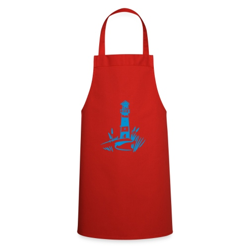 Leuchtturm klassisch - Kochschürze