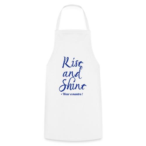 RISE AND SHINE - Grembiule da cucina