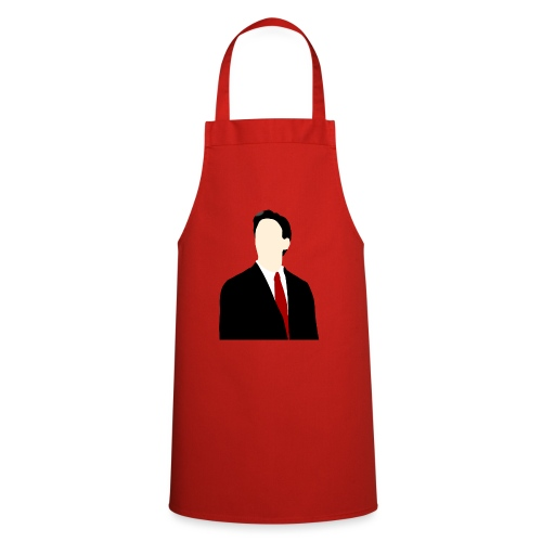 Ed Miliband silhouette - Cooking Apron