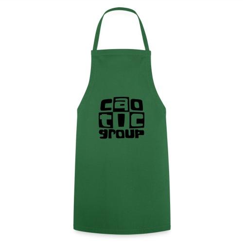 caoticlogovettoriale - Grembiule da cucina
