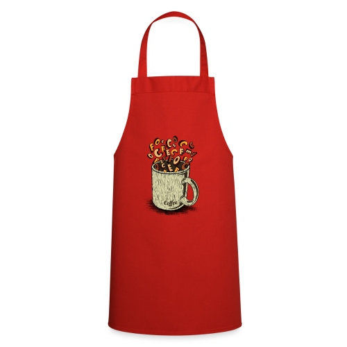 Coffee - Cooking Apron