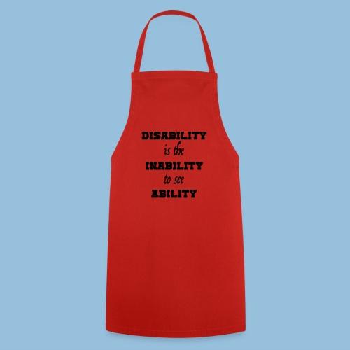 Ability4 - Keukenschort
