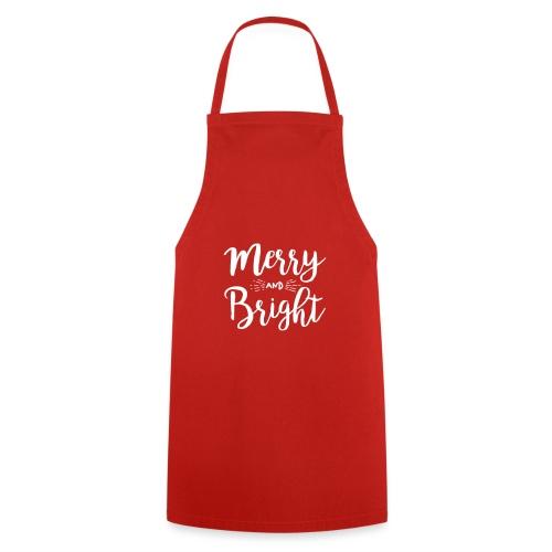 Merry and Bright - Kochschürze