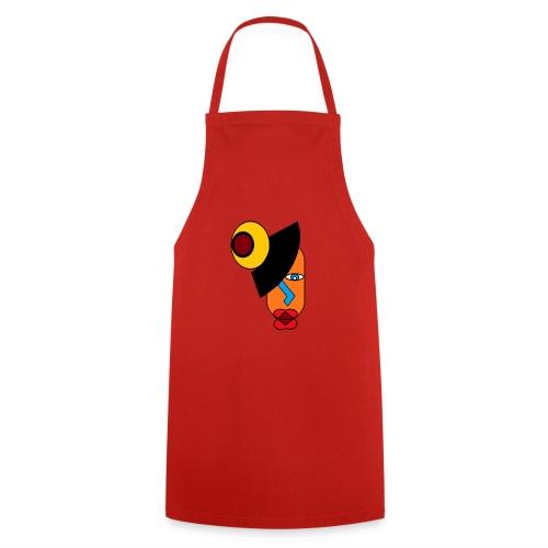 Art africain - Tablier de cuisine