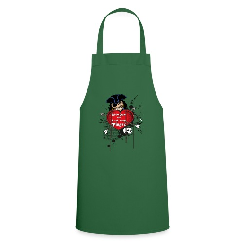 love your pirate - Grembiule da cucina