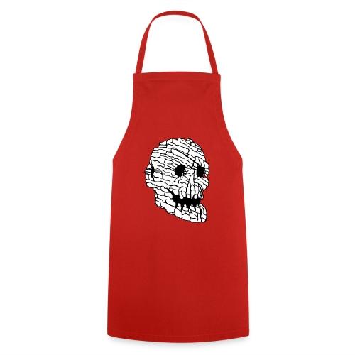 Ugly Totenkopf - Kochschürze