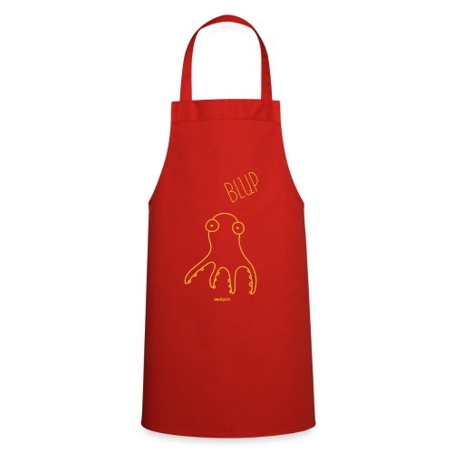 polpo - Grembiule da cucina
