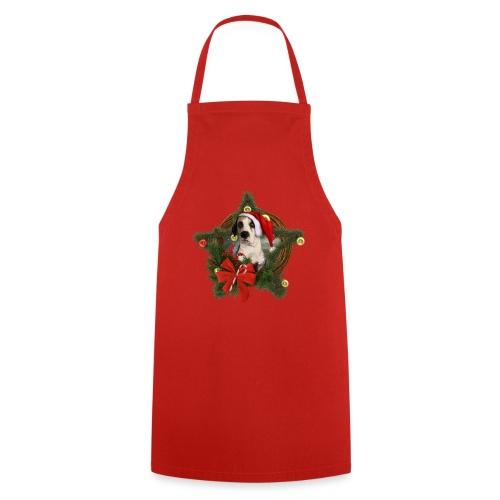 Christmas Dog - Grembiule da cucina