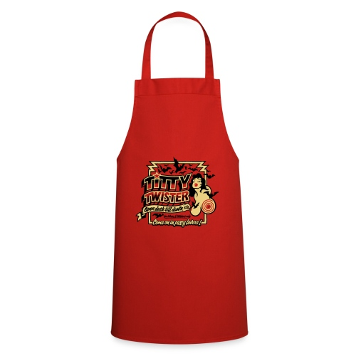 Titty Twister - Cooking Apron