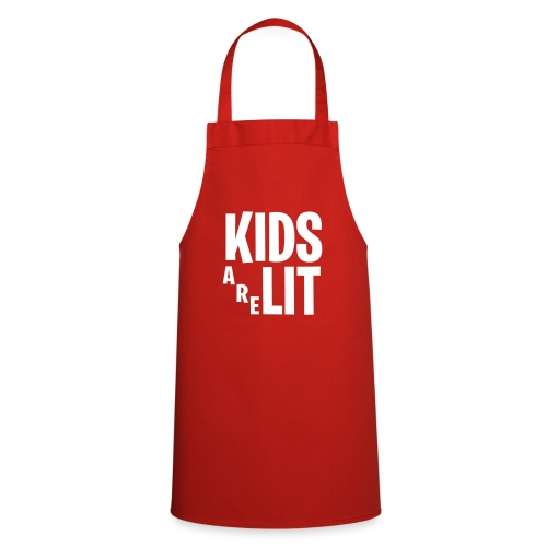 Kids Are Lit - Keukenschort