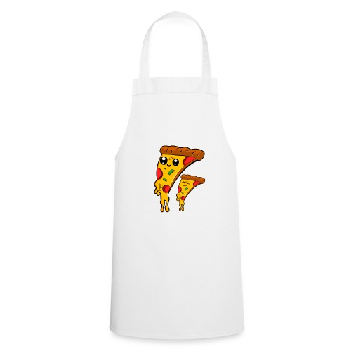 pizza Amigos Pizza Friends - Delantal de cocina