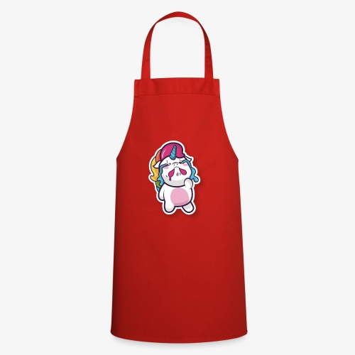 Funny Unicorn - Cooking Apron