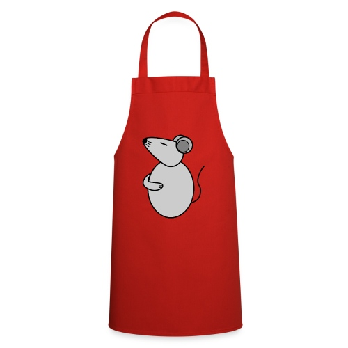 Rat - just Cool - c - Cooking Apron