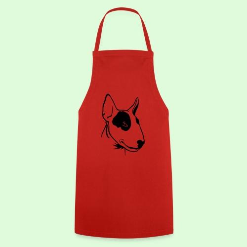 Bull Terrier - Tablier de cuisine