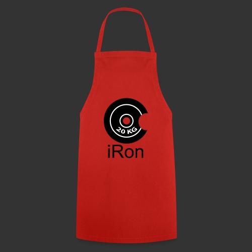 iRon - Hantel - Kochschürze