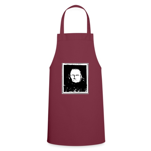 Gesicht Lavater - Kochschürze