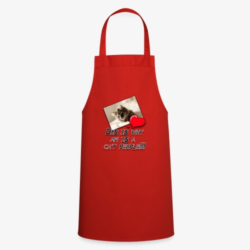 CatPeople - Cooking Apron