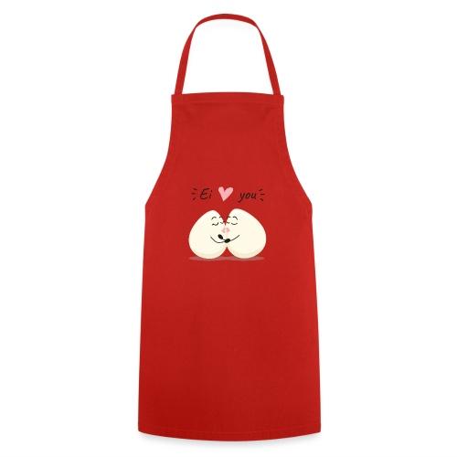 Ei LOVE You - Kochschürze
