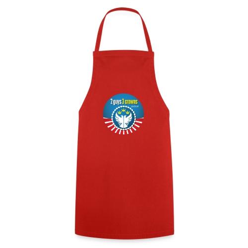 Classic Round 2G3C Logo - Cooking Apron