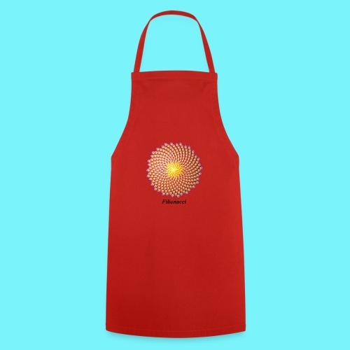 Fibonacci flower - Cooking Apron