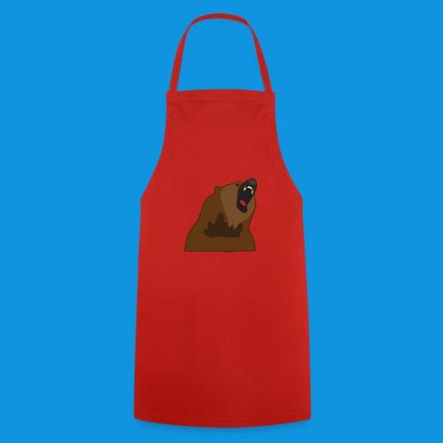 Growling Bear - Cooking Apron