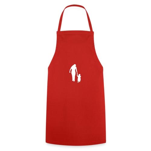 Sporttasche Rot/Weiß - Kochschürze