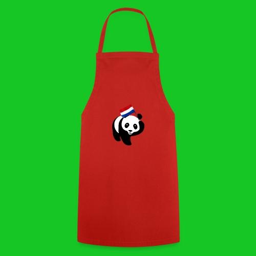 Nederlandse Panda png - Keukenschort