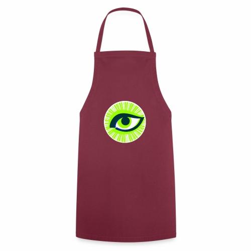 Auge - Kochschürze