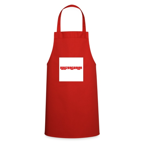 RayZerGamer logo - Cooking Apron