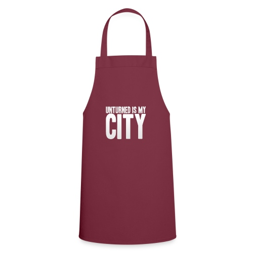 Unturned is my city - Cooking Apron