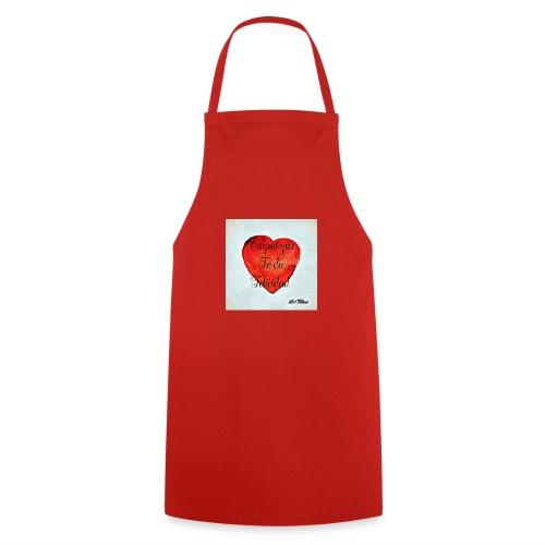 Empatizar - Delantal de cocina