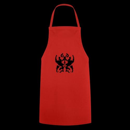 Rorschachtest Design - Kochschürze