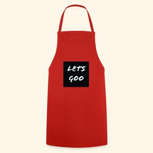 lets goo - Förkläde