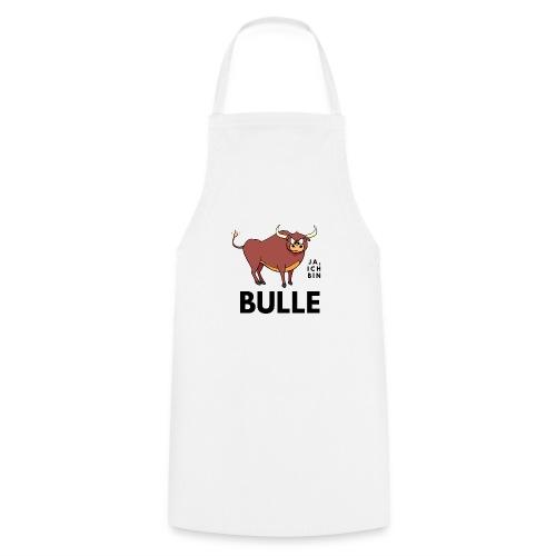 Ja, ich bin Bulle - Kochschürze