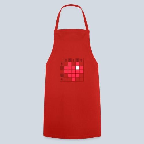 Heart Tshirt Women - Tablier de cuisine