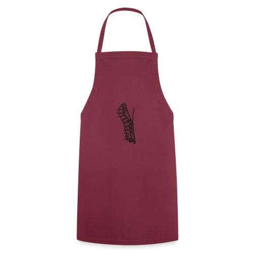 Raupe - Kochschürze