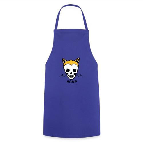 Katzenliebe für immer - Kochschürze