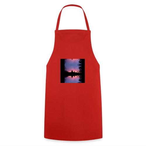 Gott ist Gut - Morgenrot - Kochschürze