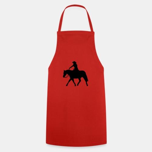 Ranch Riding extendet Trot - Kochschürze
