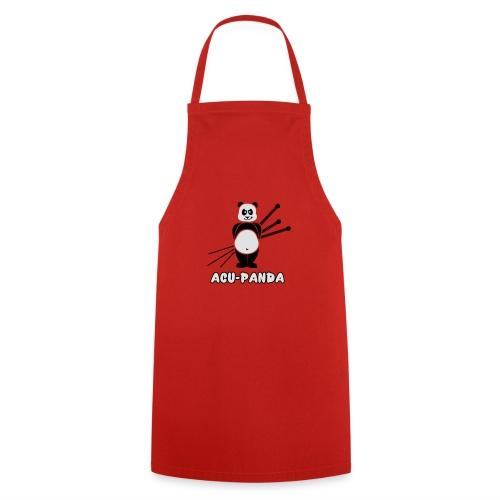 Acu-Panda - Tablier de cuisine