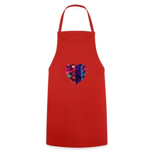 Heart - Delantal de cocina