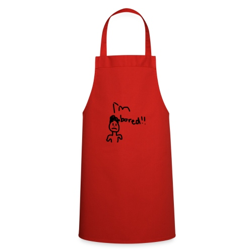 Im Bored Merch - Cooking Apron