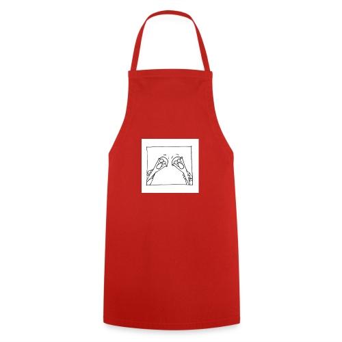 w14 oni - Fartuch kuchenny