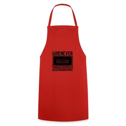 Retro Kassette - Kochschürze