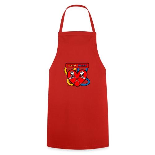 desmo heart - Grembiule da cucina