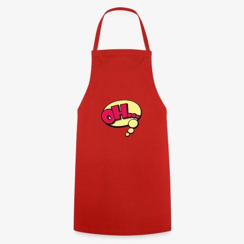Serie Animados - Delantal de cocina