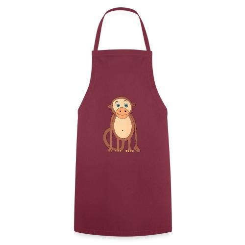 Bobo le singe - Tablier de cuisine